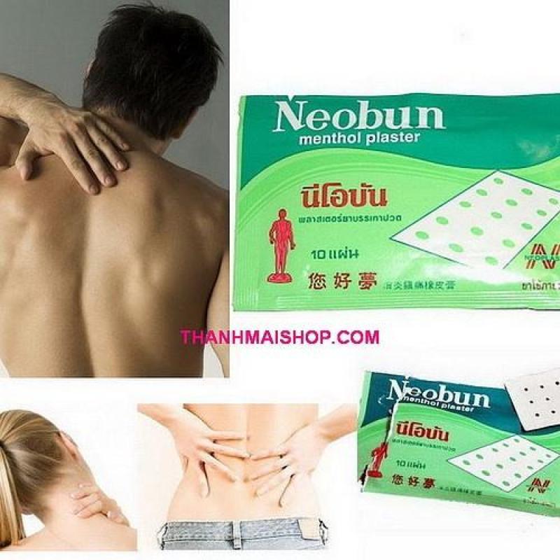 20 Miếng dán Neobun Thái Lan ( gói 10 miếng) tốt nhất