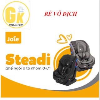Ghế ngồi ô tô trẻ em Joie Steadi - sự lựa chọn an toàn cho bé, tiết kiệm cho ba mẹ. cho bé từ sơ sinh đến dưới 4 tuổi (tương đương dưới 18kg). thumbnail