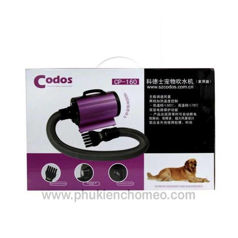 Hanapet- 1299 - Ống nhựa dùng cho máy sấy Codos CP-160 ( UK   4711616) dụng cụ thay thế phòng khám chó mèo.