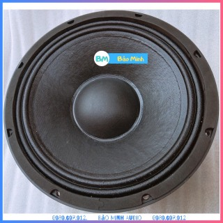 01 Loa Bass 25 El Coil 76 Từ 170 Khung Nhôm Nhập Khẩu - Chất Âm Cực Chuẩn, Tiếng Bass Cực Mạnh Và Vô Cùng Uy Lực - Thích Hợp Ráp Loa Hát Treo Tường, Loa Array Hội Họp, Sân Khấu - EL1075 thumbnail