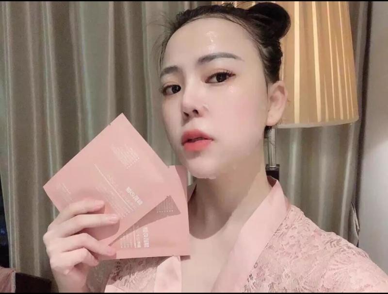 [LẺ 1 MIẾNG] Mặt Nạ Nhau Thai Cuống Rốn Rwine Beauty Stem Cell Placenta Mask nhập khẩu