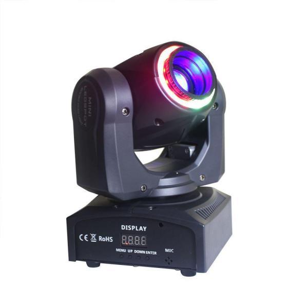 ĐÈN MOVING 30W VIỀN LED - LOAI 1 CHẤT LƯỢNG