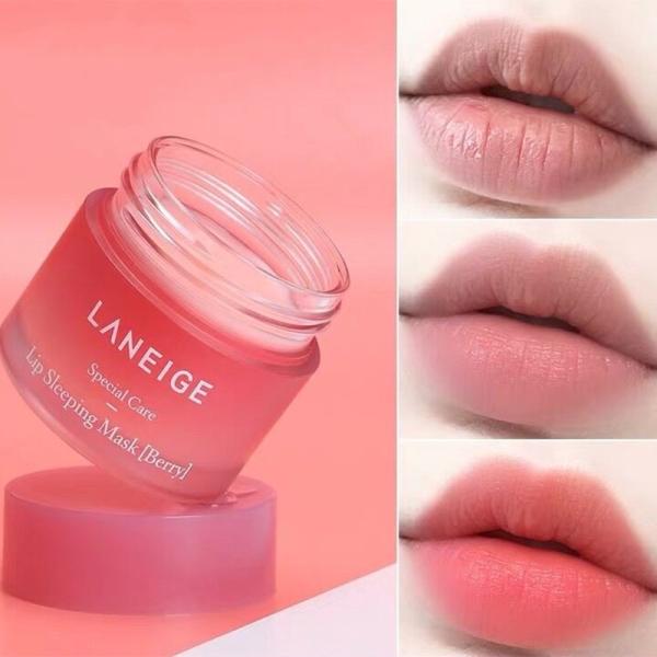 Mặt Nạ Ngủ Dưỡng Ẩm Môi Laneige Special Care Lip Sleeping Mask 3G Hàng Chính Hãng – son dưỡng – son – chăm sóc môi - nạ ngủ cho môi – trang điểm – làm đẹp – chăm sóc môi