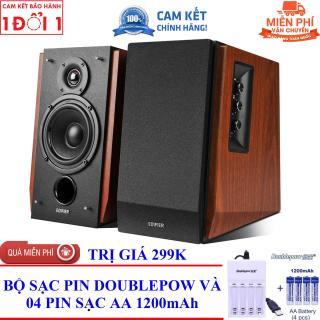 Loa kiểm âm Bluetooth 2.0 Edifier R1700BT (Nâu) thumbnail