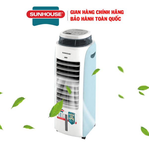 Quạt điều hòa không khí Sunhouse SHD7718 - Máy làm mát không khí tích hợp bắt muỗi - Bảo hành tại nhà