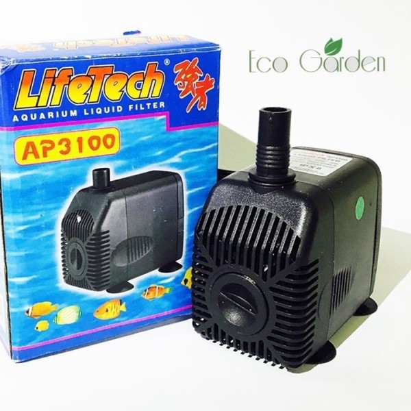 Bơm lifetech AP 3100 chuyên dùng cho hệ thống thủy canh