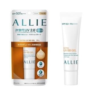 Kem nền BB chống nắng Kanebo Allie Extra UV BB Gel SPF50+ PA++++ 30g - Nhật bản thumbnail