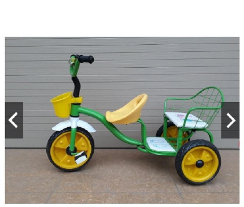Phân phối Xe đạp 3 bánh xích lô kéo (2 ghế)