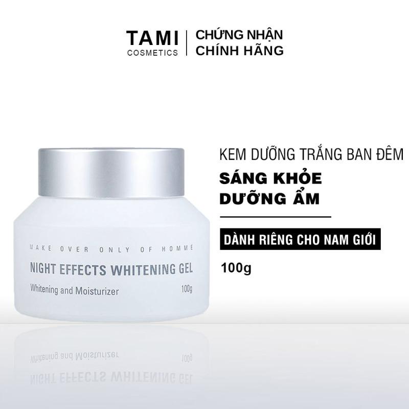 Kem dưỡng trắng da ban đêm dành cho nam MdoC Night Effect Whitening Gel 100g TM-MKD01 giá rẻ