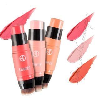 Má hồng dạng thỏi AIDOFEC 3in1 - Bền màu - Thể hiện màu sắc tự nhiên thumbnail