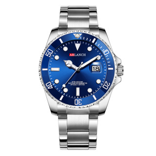 Đồng hồ nam thời trang cao cấp phong cách quý ông lịch lãm ARLANCH AR305 dây thép không gỉ - đồng hồ nam - đồng hồ nam thời trang - đồng hồ nam dây thép thumbnail