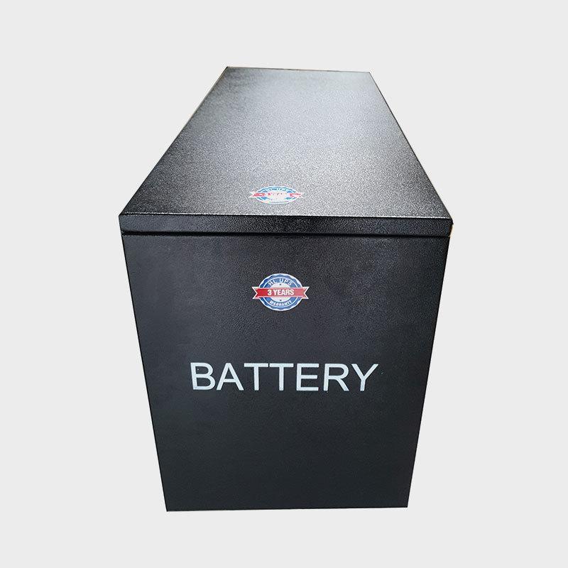 Bảng giá Tủ đựng ắc quy HL2; Tủ đựng batterry HL2 mầu đen tháo lắp đơn giản Phong Vũ