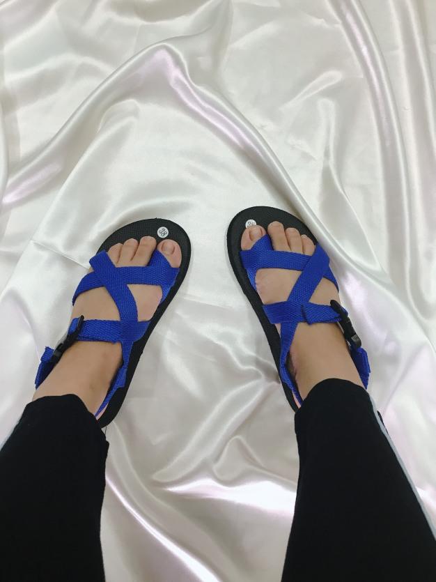 Sandal học sinh dây dù cực bền giá rẻ