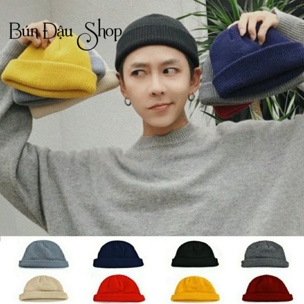 Mũ Len Beanie Unisex