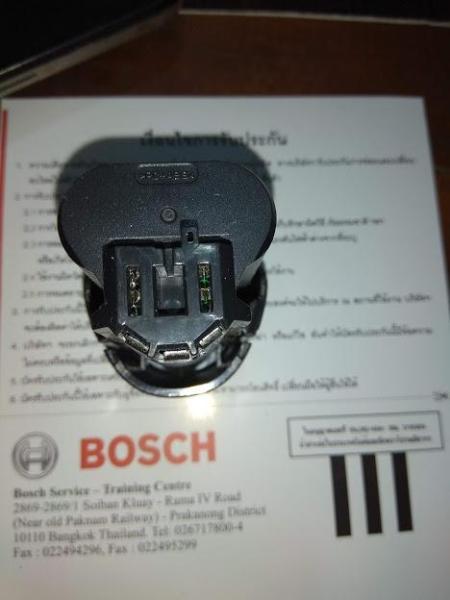 Pin 12 vôn cho máy khoan pin Bosh,1500AH, hàng theo máy,  xuất xứ Malaixia
