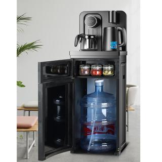 (Tặng kèm ấm siêu tốc và bình pha trà) Cây nước nóng thông minh có điều khiển từ xa, máy làm nóng nước dạng bình âm thumbnail