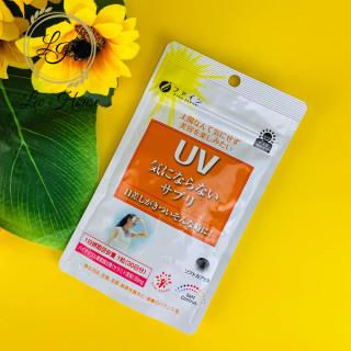 Viên uống chống nắng UV Fine Japan - Chống nắng nội sinh, bảo vệ da từ bên trong thumbnail