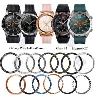 Viền Bezel bảo vệ cho đồng hồ Samsung Galaxy Watch, Huawei, Gear S3 thumbnail