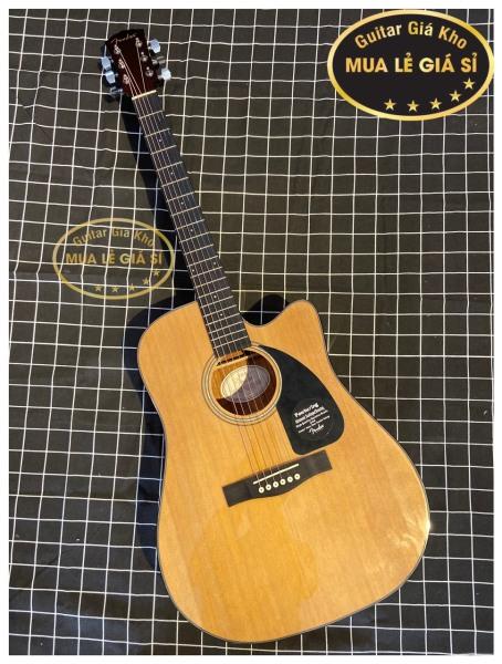 Đàn guitar Acoustic  Fender CD60ce ( Có Kèm EQ)