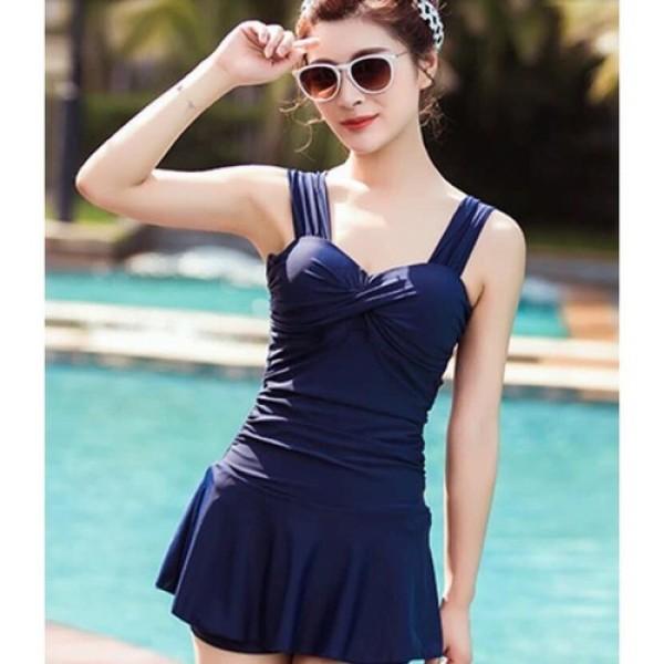 Nơi bán Bikini Đi Biển Đẹp, Áo Tắm Nữ 1 Mảnh Liền Thân, Đồ Bơi Tắm Biển 2020