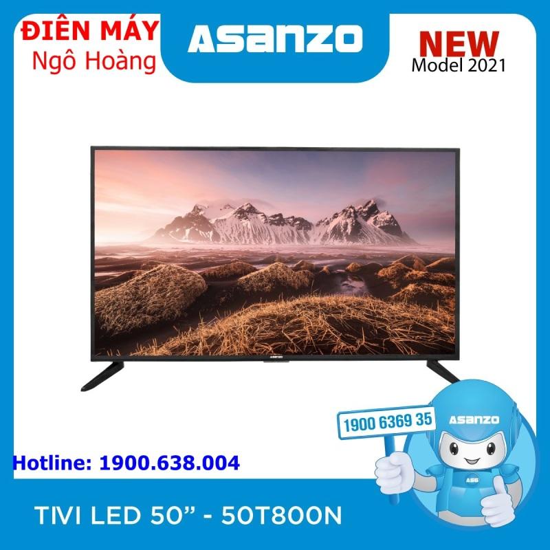 Bảng giá Tivi Led Asanzo 50T800N model new 2021