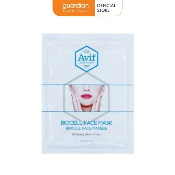 Mặt nạ Avif Biocell dưỡng trắng da 23g giá rẻ