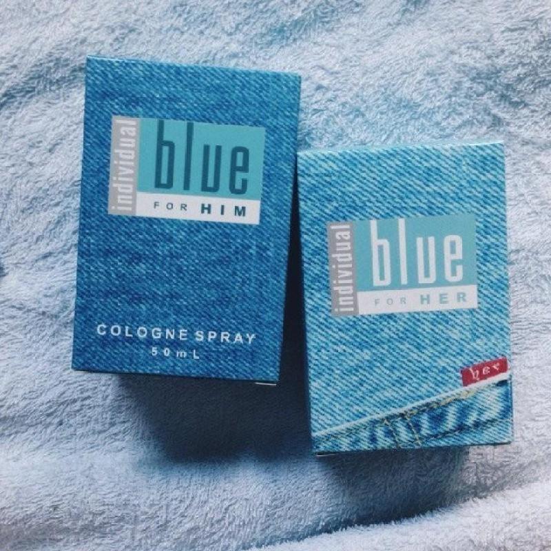 Nước Hoa Nam Avon Blue For Him và Nước Hoa Nữ Blue For Her 50ml