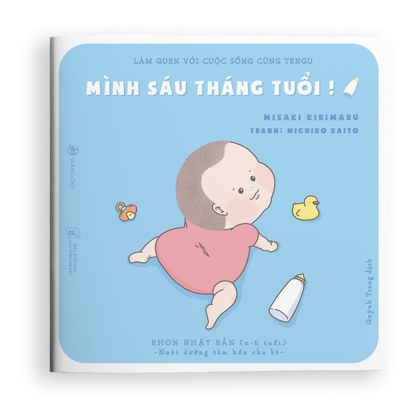 Mua Ehon Tengu: Mình 6 tháng tuổi