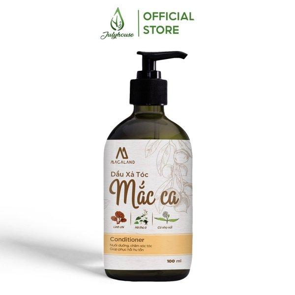 Dầu Xả tóc chiết xuất từ dầu Mắc Ca 300ml Macaland Advanced by JULYHOUSE