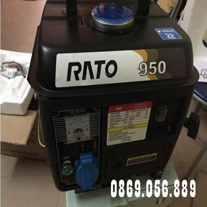 Máy Phát Điện Chạy Xăng 0.8KVA RATO R950B1 2 Thì