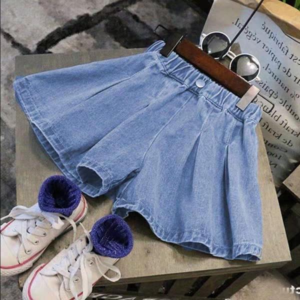 Giá bán Thời trang quần short demin bé gái thời trang