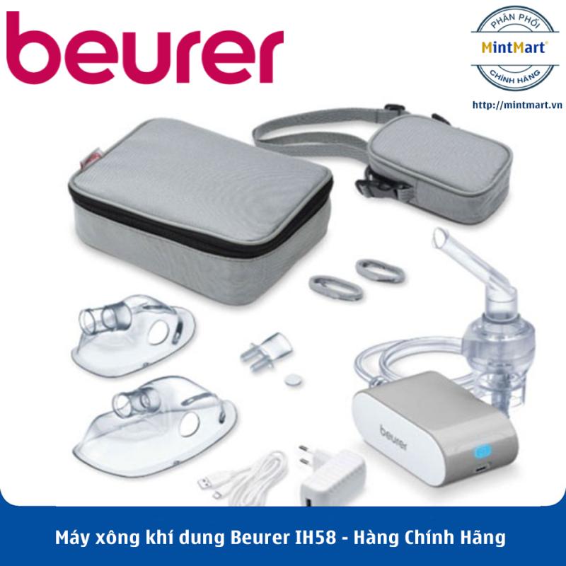 Máy xông khí dung Beurer IH58 – Hàng Chính Hãng bán chạy