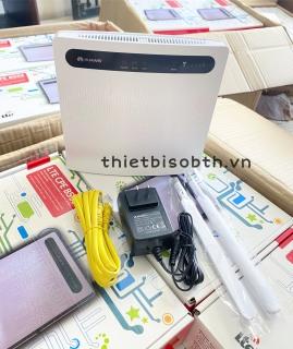 Bộ Phát Wifi 4G Cắm Điện Huawei B593, 3G 4G Tốc Độ Khủng 150Mbps Hỗ Trợ 32 Máy Kết Nối thumbnail