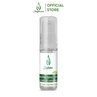 [HCM]Kem dưỡng trắng se khít lỗ chân lông tinh dầu Phong Lữ 5ml JULYHOUSE thumbnail