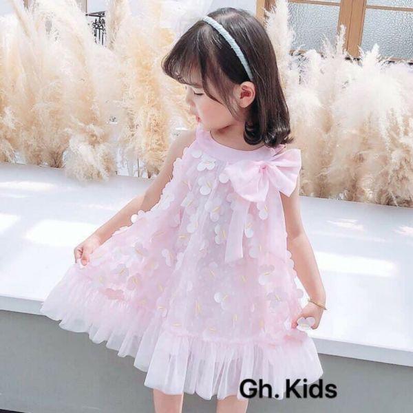 Giá bán Đầm công chúa cho bé yêu