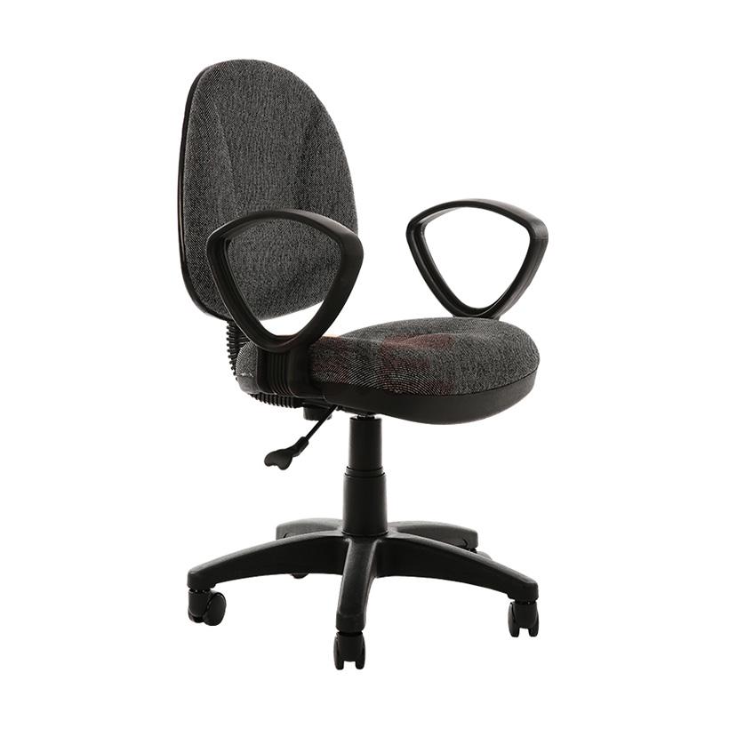 [Freeship] Ghế văn phòng IB505 có tay IBIE bọc vải cao cấp thoáng khí phong cách hiện đại, màu sắc tùy chọn. Gia công tỉ mỉ, chất lượng xuất khẩu. Bảo hành 12 tháng, miễn phí vận chuyển TPHCM