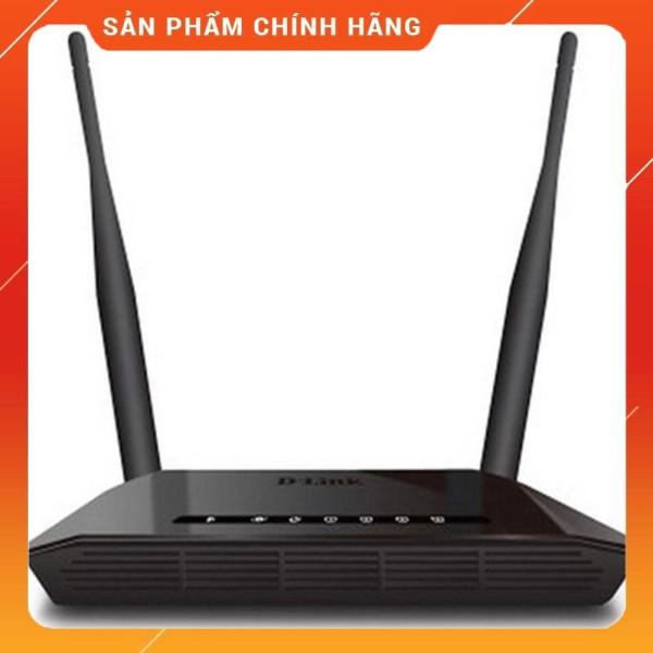 Bảng giá Bộ phát wifi D-Link 612 tốc độ 300Mbps 2 râu Sóng Khỏe Phong Vũ