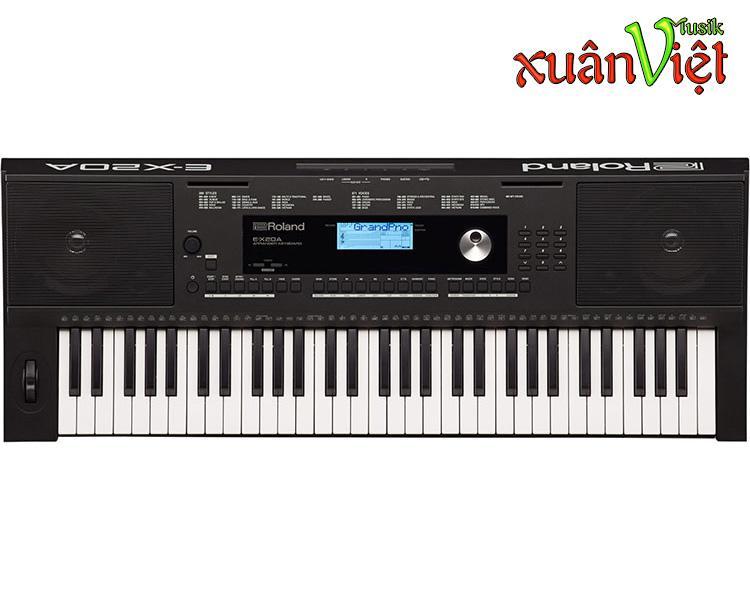 Đàn Organ Roland E-X20A Ưu Đãi Bất Ngờ
