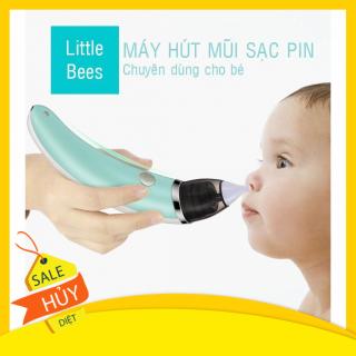 Máy hút mũi tự động cho bé, vệ sinh thông mũi tự động cho bé bi nghẹt, viêm thumbnail