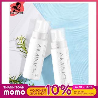 YiYan Nước Tẩy Trang Dạng Bọt Giúp Làm Sạch Sâu Da Mặt Amino Facial Cleanser Moisturizing thumbnail