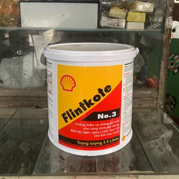 Sơn chống thấm flintkote 3.5 lít chất lượng đảm bảo an toàn đến sức khỏe người sử dụng cam kết hàng đúng mô tả