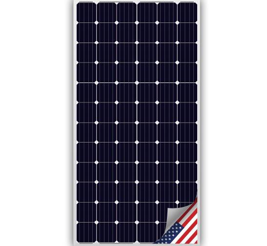 Tấm pin năng lượng mặt trời MONO SERAPHIM - 370W