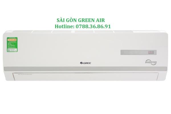 Bảng giá MÁY LẠNH GREE 1.5HP GWC12WB INVERTER R410A