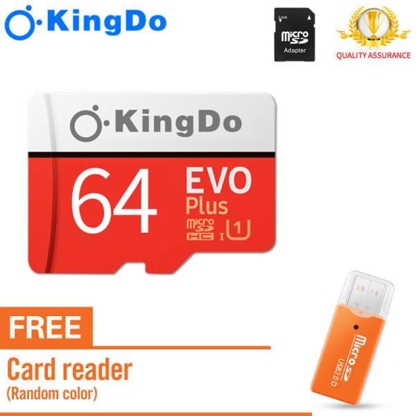 Thẻ nhớ microSDXC Samsung 64GB UHS-I U1 Class 10 hỗ trợ 4K - chuyên dụng camera IP Tặng kèm Adapter Đầu đọc thẻ miễn phí