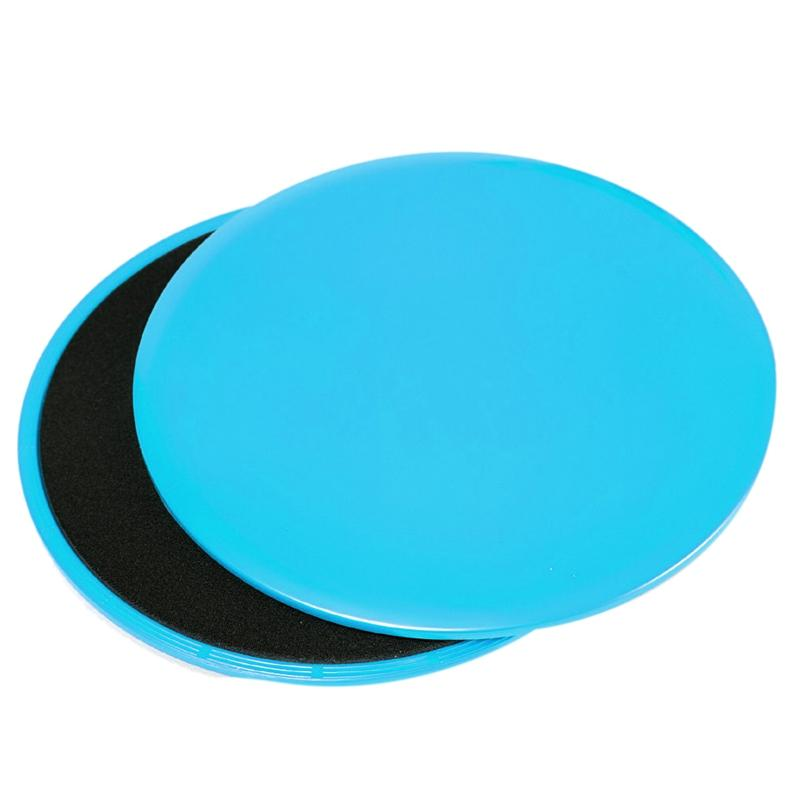 Bảng giá 2Pcs Fitness Gym Gliding Discs Slider Exercise Sliding Plate For Yoga Gym Abdominal Core Training Gym Equipment Blue