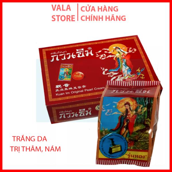 [combo 5]Kem Sâm Dưỡng Trắng Da Cô Tiên Thái Lan Chính Hãng (có thể dùng lót trang điểm) nhập khẩu