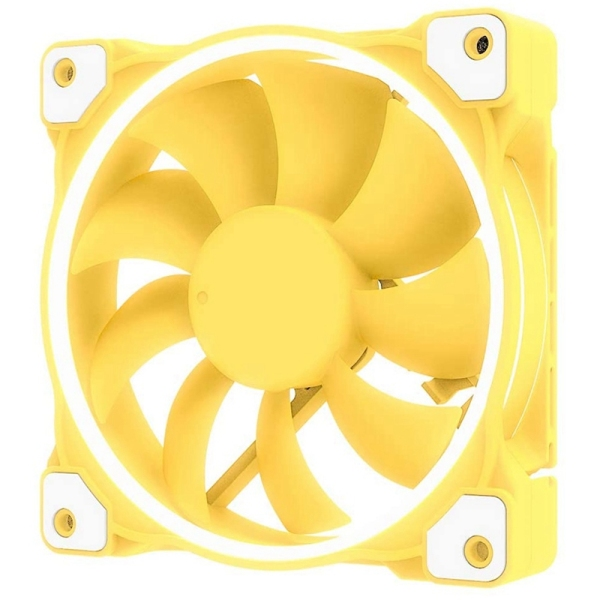 Bảng giá ID-COOLING ZF-12025 Pastel 120mm Case Fan White LED PWM Fan for PC Case/CPU Cooler Phong Vũ