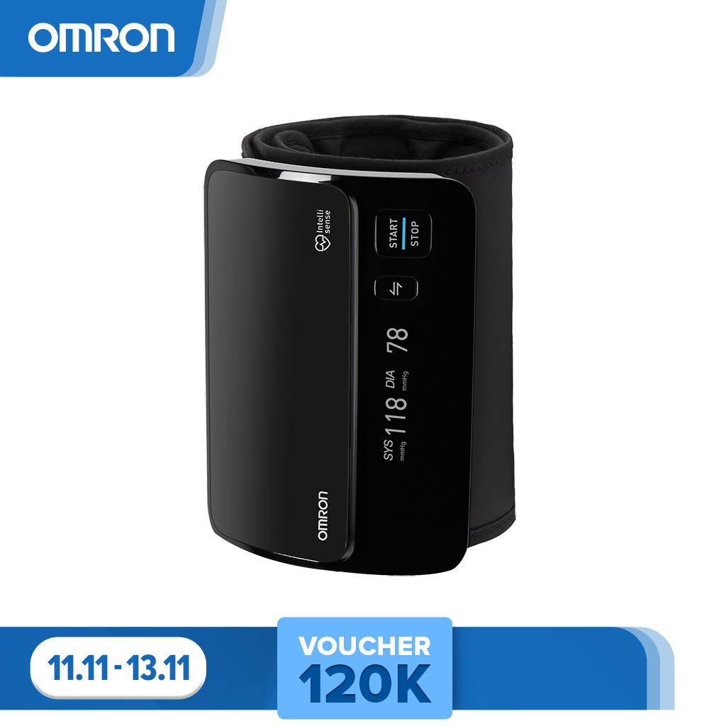 Máy đo huyết áp tự động Omron HEM-7600T