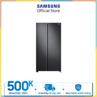Tủ lạnh Samsung Side by Side 680L (RS62R5001B4)