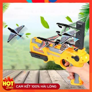 Đồ chơi bắn máy bay cho trẻ em, mô hình s.ung bắn máy bay cho trẻ, đồ chơi máy bay, đồ chơi ngoài trời cho bé thumbnail